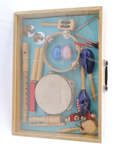 Fissaggi Rhythm Box III