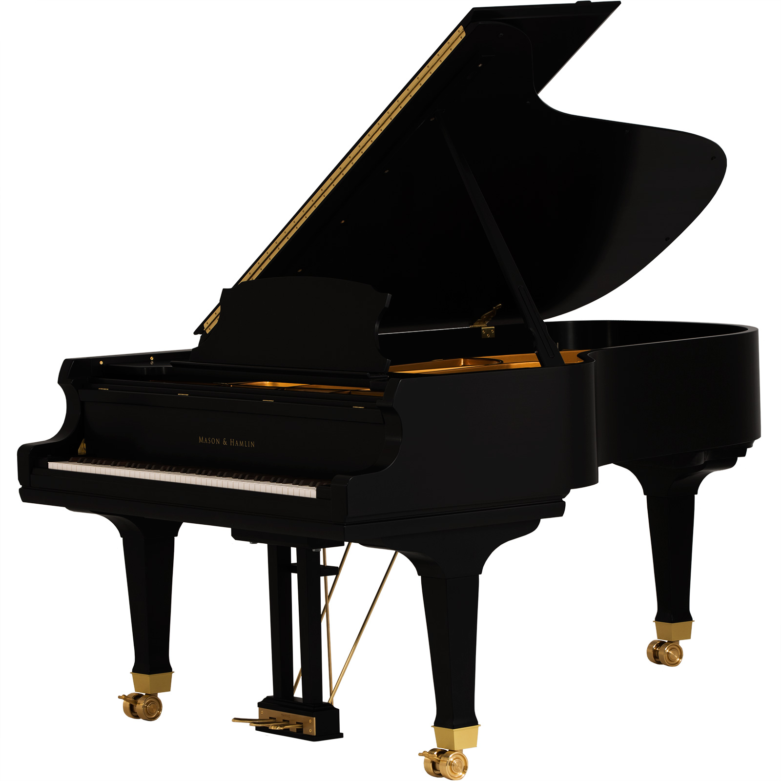Mason & Hamlin Model BB Grand Piano