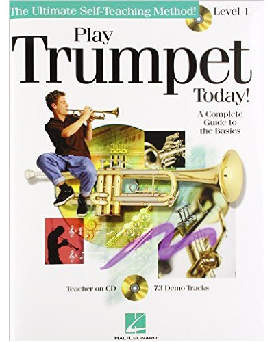 Play Trumpet Today Book and CD