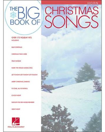 The Big Book of Christmas Songs for French Horn