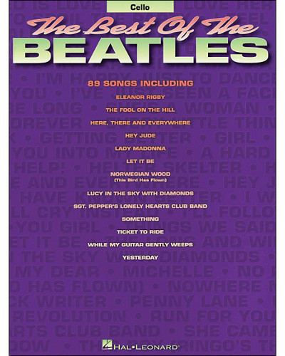 The Best of the Beatles for Cello