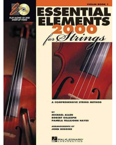 Essential Elements 2000 for Strings Book I for Violin
