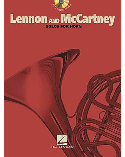 Lennon and McCartney Solos for French Horn Book and CD