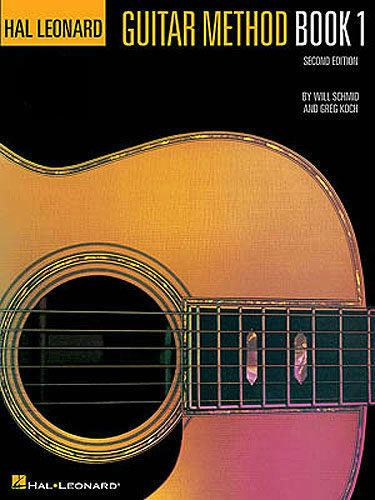 Guitar Method Book 1 Second Edition