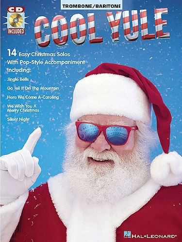 Cool Yule Playalong for Baritone or Euphonium Book and CD