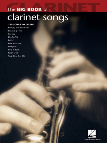 The Big Book of Clarinet Songs