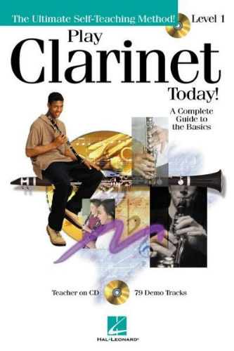 Play Clarinet Today Book and CD