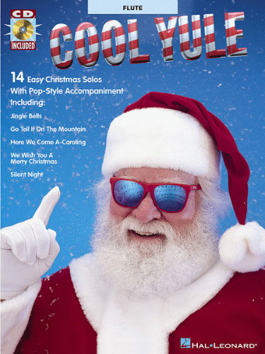 Cool Yule Playalong for Flute Book and CD