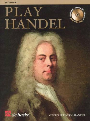 Play Handel Recorder
