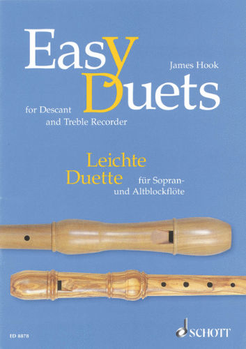 Easy Duets for Recorder
