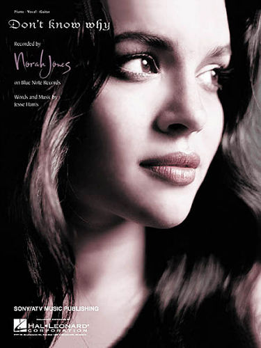 Norah Jones Dont know Why for Trumpet Flugelhorn or Tenor Sax