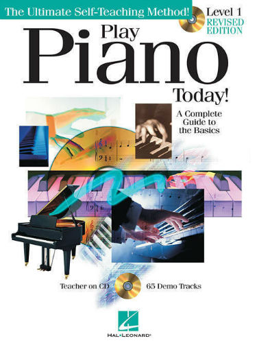 Play Piano Today Book and CD