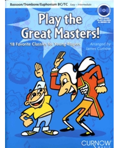 Play the Great Masters for Recorder
