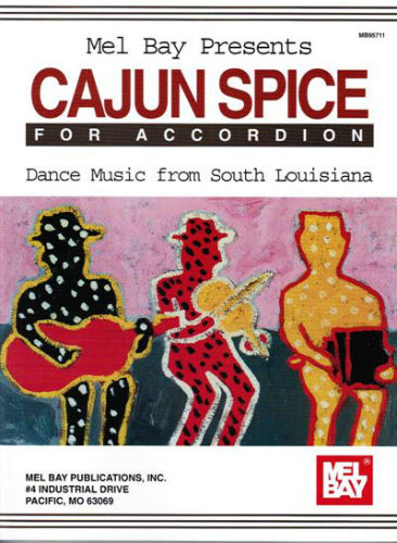 Cajun Spice for Accordion ( Piano )