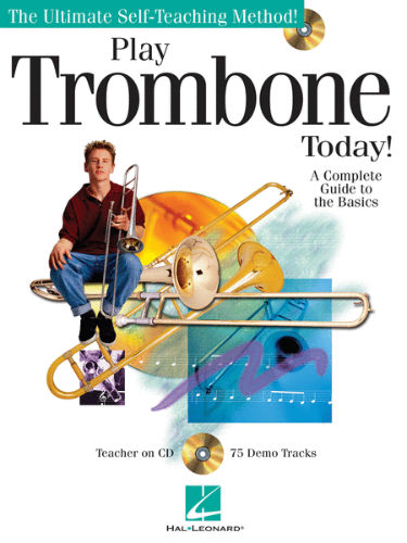 Play Trombone Today Book and CD