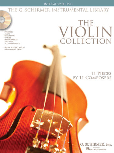 The Violin Collection Intermediate Book and CD