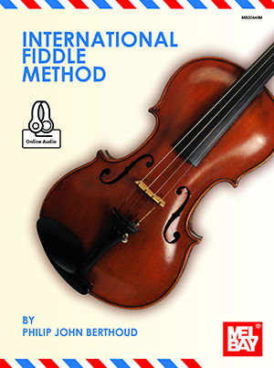 International Fiddle Method Book and Online Audio