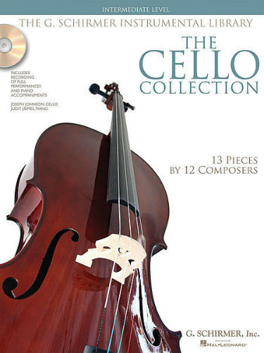 The Cello Collection Intermediate Book and CD