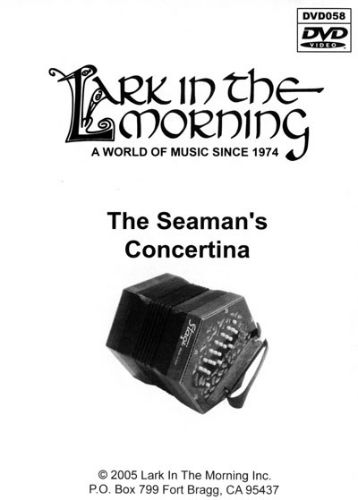 The Seamans Concertina DVD