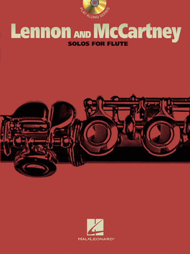 Lennon and McCartney Solos for Flute Book and CD