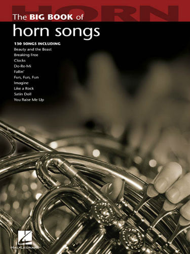 The Big Book of French Horn Songs