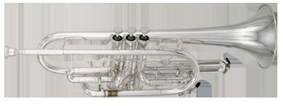 Kanstul Model 102 G Powerbore Soprano Bugle