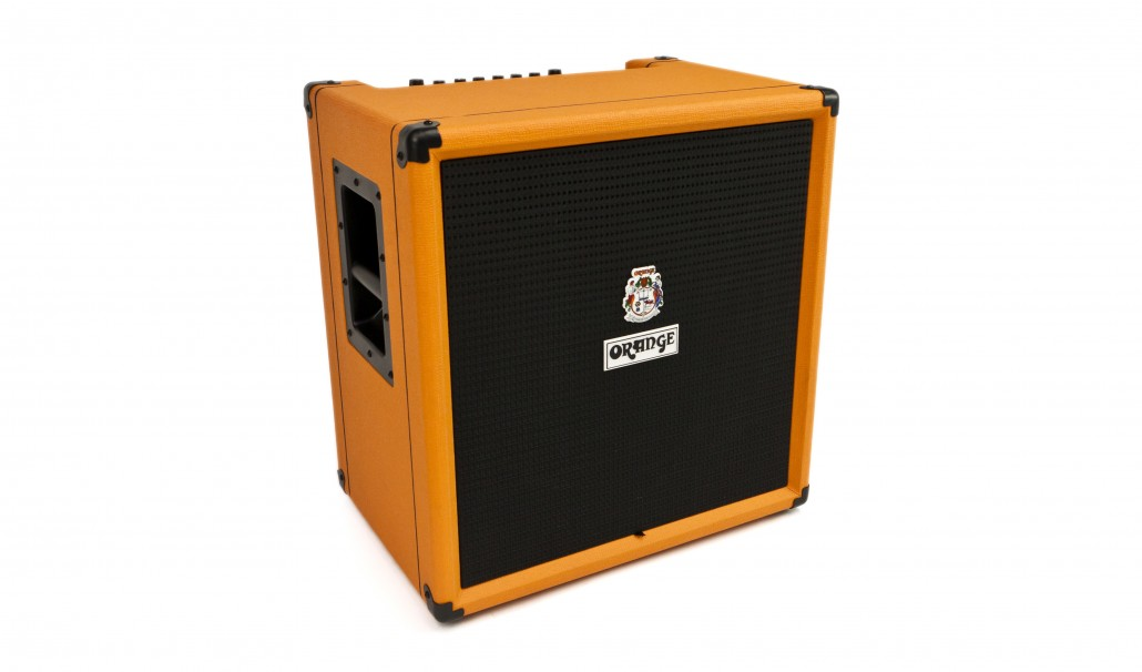Orange CR100BXT Crush Pix Combo Bass Guitar Amp