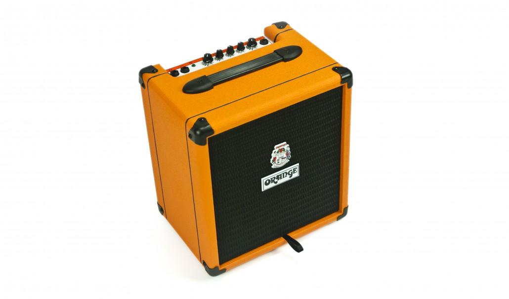Orange CR25BXT Crush Pix Combo Bass Guitar Amp