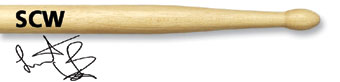 Vic Firth Charlie Watts (SCW) Wood Tip Drumstick