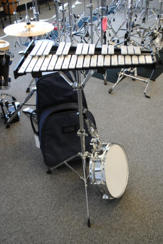 Snare & Chime Kit w/ Rolling Case