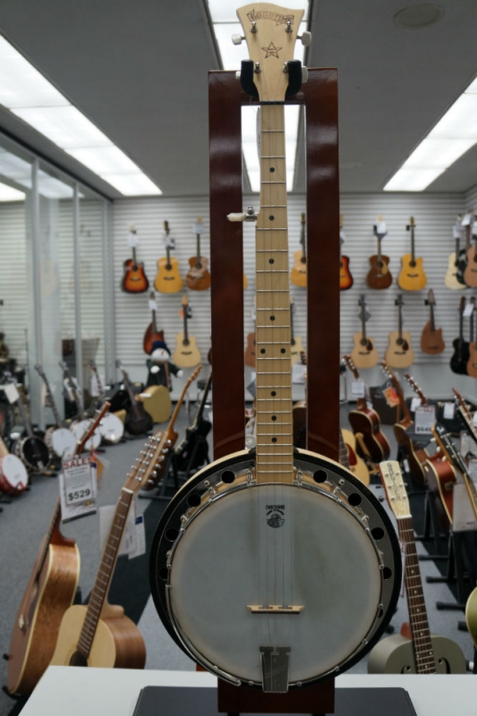 Fender Banjo Package [Opened Floor Model]