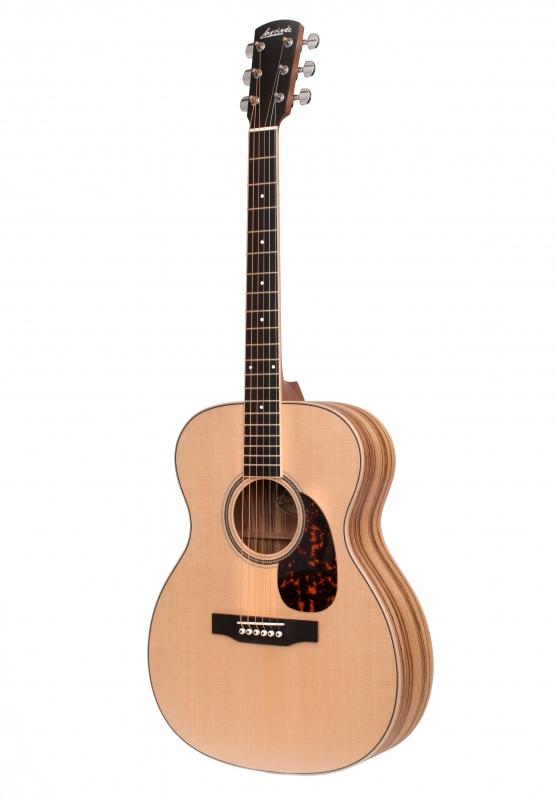 Larrivée OM-03Z African Zebrano Limited Acoustic Guitar