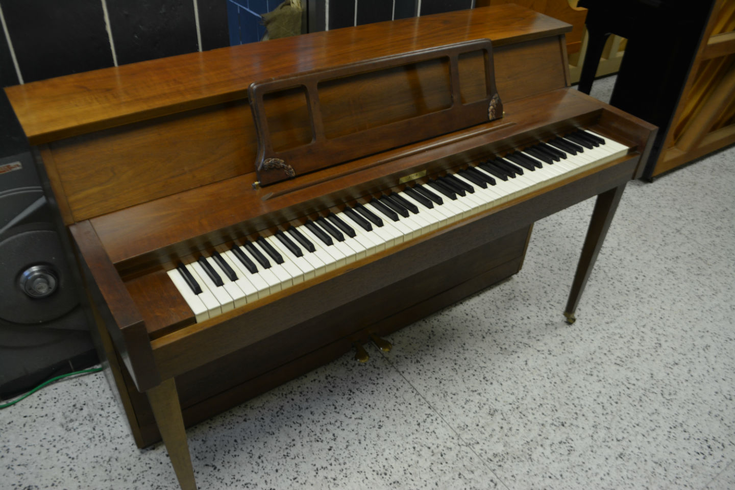 Ives Upright Console Piano