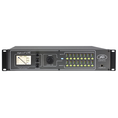 Peavey Digitool® LIVE Programmable Audio Multi Processor