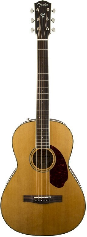 Fender Paramount PM-2 Standard Parlor Acoustic-Electric Guitar