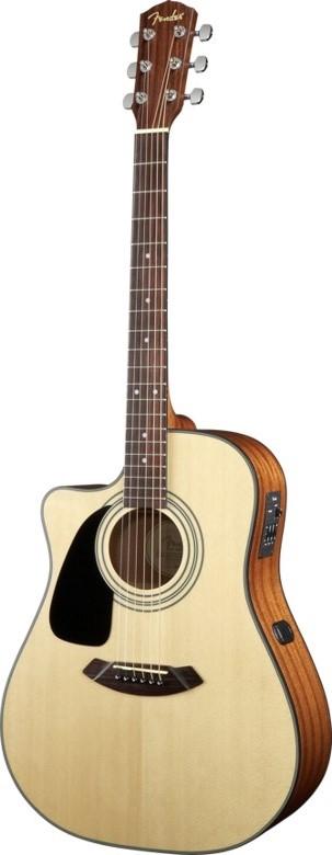 Fender CD-100CE L/H Left-Handed Acoustic-Electric Guitar