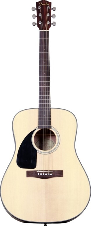 Fender CD-100 L/H Left-Handed Acoustic Guitar