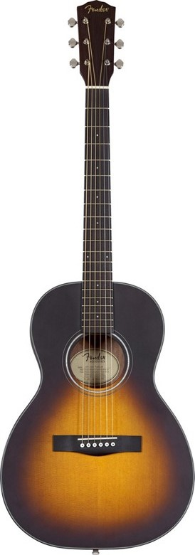 Fender CP-100 Parlor Acoustic Guitar
