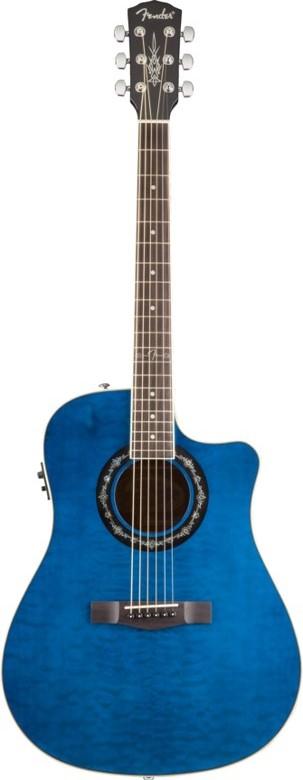 Fender T-Bucket 300CE Dreadnought Acoustic-Electric Guitar