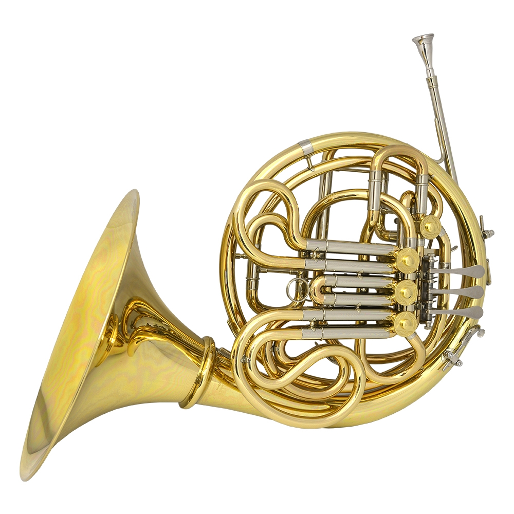 Schiller Elite VI French Horn Deluxe Floor Model