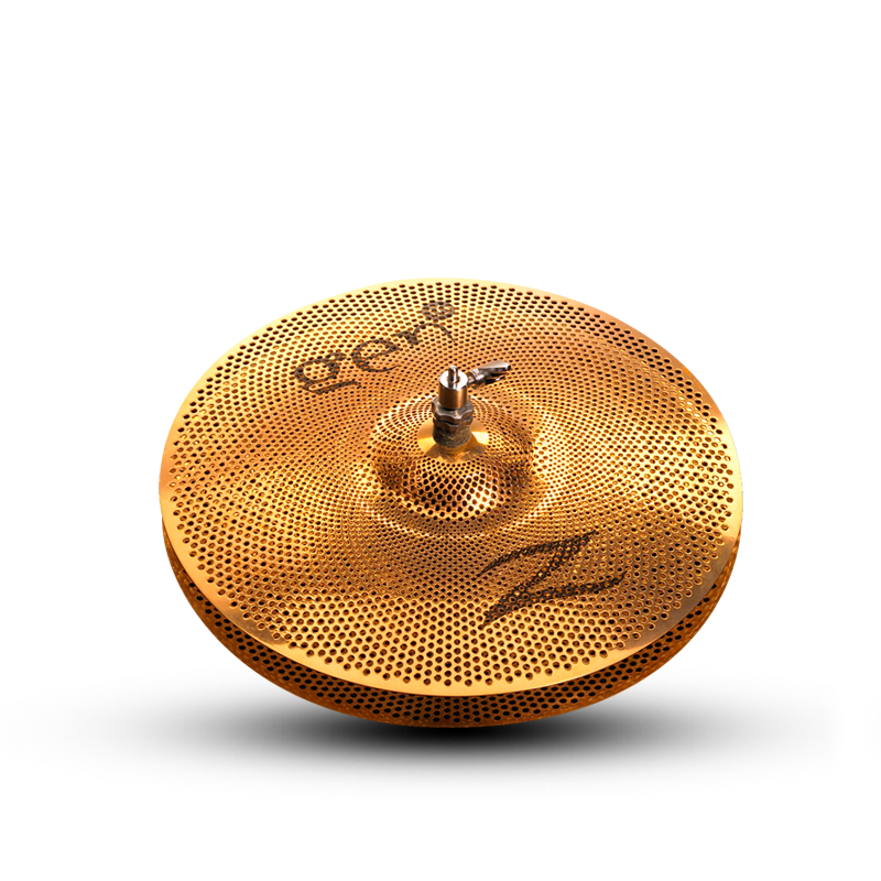 "Zildjian 13"" Gen16 Buffed Bronze HiHats - Pair"