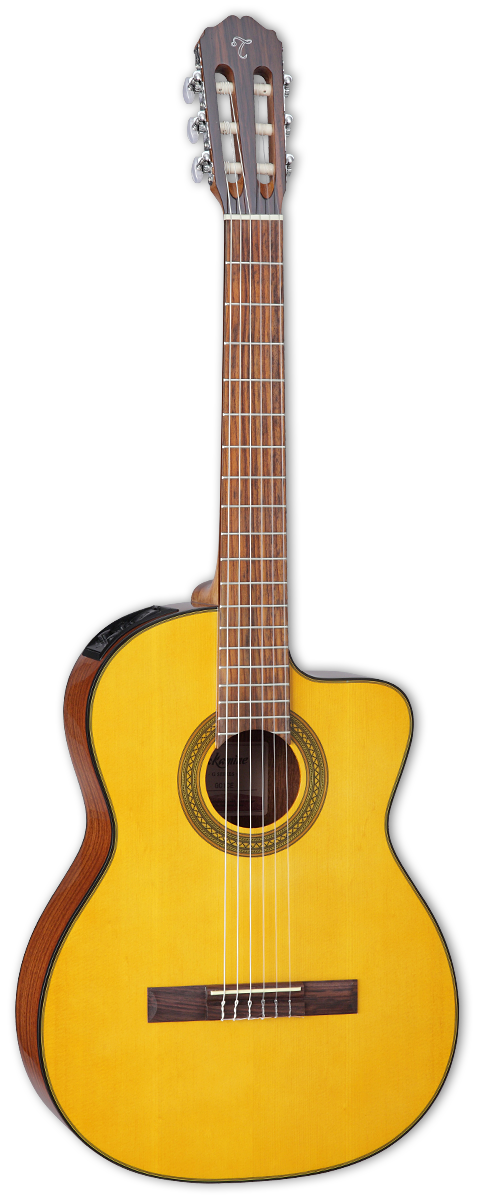 Takamine GC1CE-NAT Classical Acoustic Electric Guitar