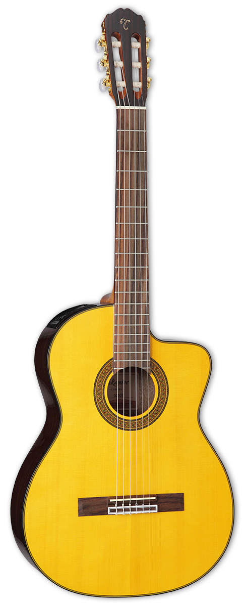 Takamine GC5CE-NAT Classical Acoustic Electric Guitar