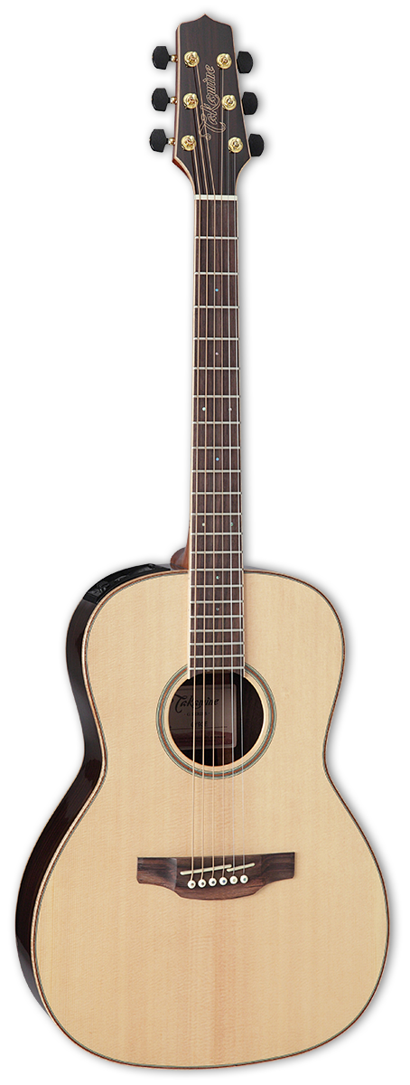 Takamine GY93E New Yorker Natural Finish Acoustic-Electric Guitar