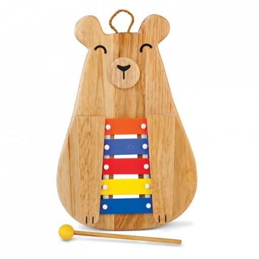 Hohner (green tones) 3715 Papa Bear Glock