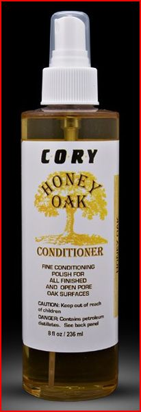 Cory Honey Oak Polish