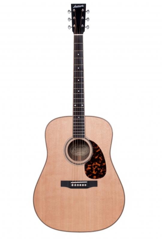 Larrivée D-40W Black Walnut Limited Acoustic Guitar