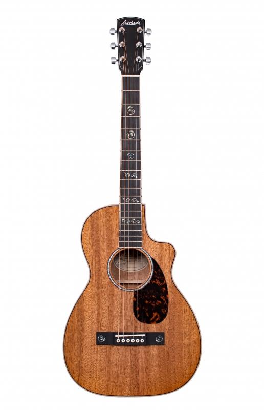 """Larrivée PV-05MT Mahogany """"Hog"""" Top Acoustic Guitar"""