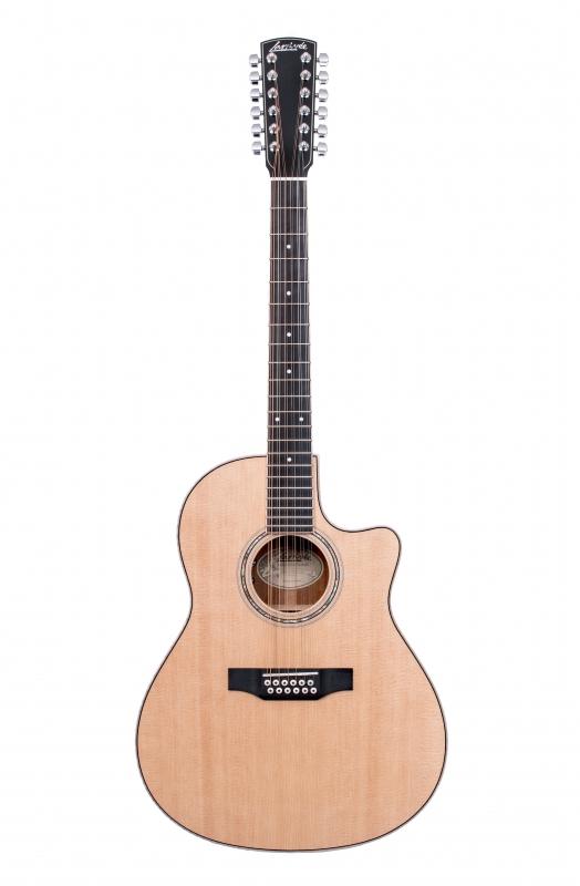 Larrivée LV-05 12 String Short Scale Acoustic Guitar