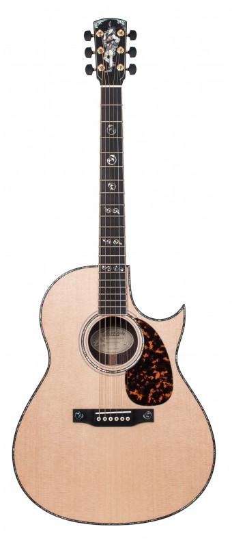 Larrivée C-10 Florentine Cutaway Acoustic Guitar